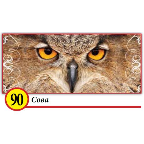 90. Сова