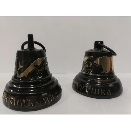 Черненые колокольчики из Валдая